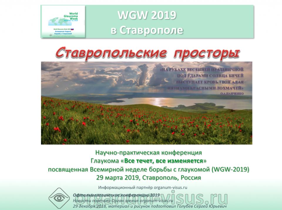 WGW 2019 в Ставрополе