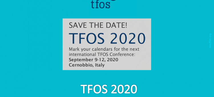 TFOS 2020 Tear Film & Ocular Surface Society