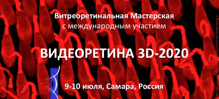 Видеоретина 3D 2020 Самара