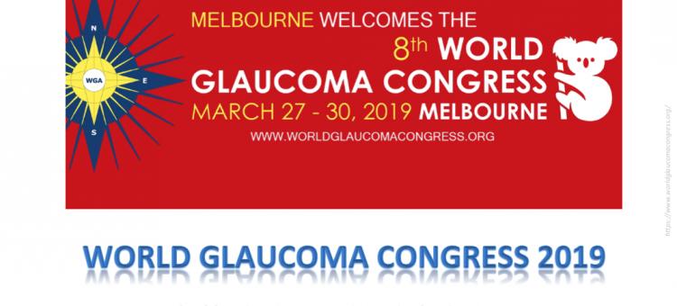 Глаукома WGC 2019 Всемирный Глаукомный Конгресс