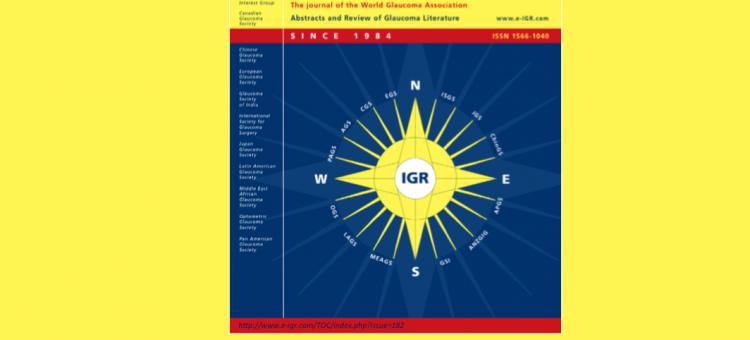 Новости глаукомы International Glaucoma Review