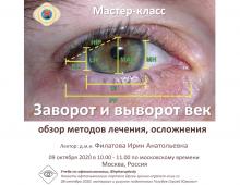 Телемедицина в офтальмологии НМИЦ ГБ им Гельмгольца Блефаропластика